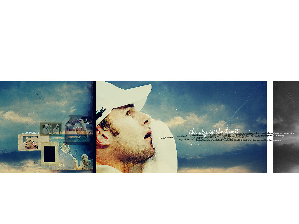 Andy Roddick Sky Is The Limit