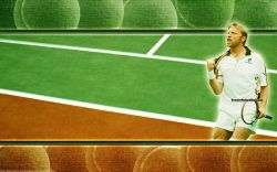 Boris Becker Widescreen