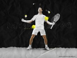 Novak Djokovic Going To The Top