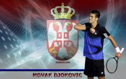 Novak Djokovic Widescreen
